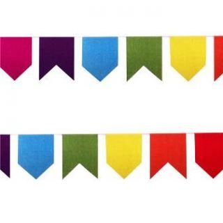 Banderolas de colores