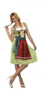 Disfraz de oktoberfest mujer