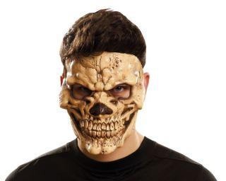 Máscara calavera siniestra