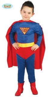 Disfraz de superheroe