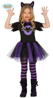 Disfraz de murciélago tutu