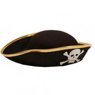 imagen Sombrero pirata infantil