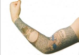 Manguito tattoo