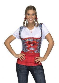 Camiseta Oktoberfest lady