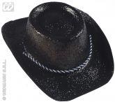 Sombrero vaquero escarcha