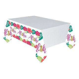 Mantel de papel aloha