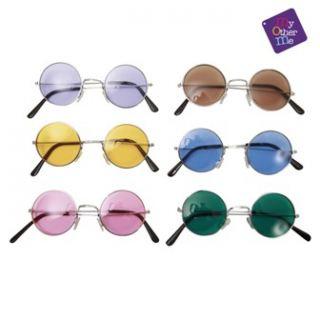 imagen Gafas hippie colores