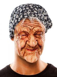Mascara de vieja