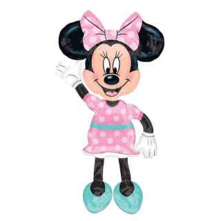 Globo foil AWK Minnie personaje