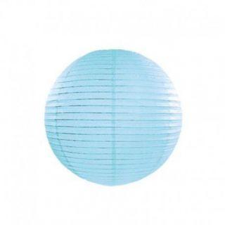 imagen Farolillo azul celeste de 20cm
