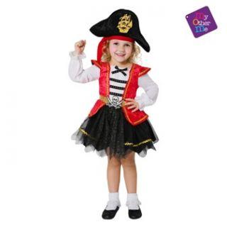 Disfraz de pirata caribeña