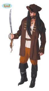 imagen Disfraz de capitán pirata