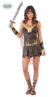 imagen Disfraz de guerrera romana