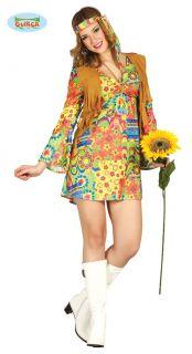 imagen Disfraz de hippie