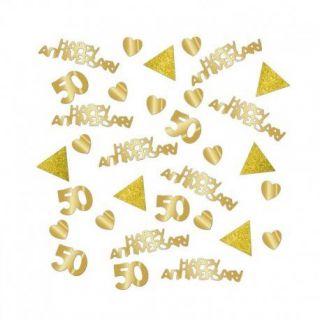 Confeti 50 aniversario
