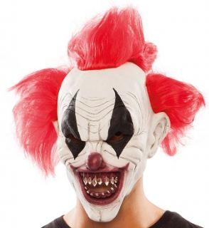 Mascara payaso diabólico