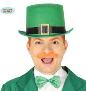 Sombrero chistera verde