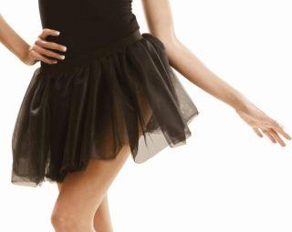 imagen Falda tutu negro