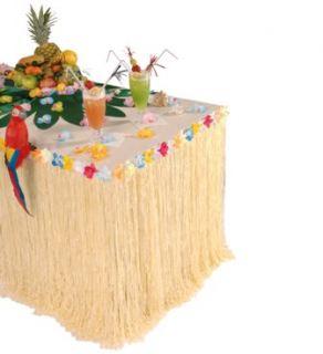 Faldón mesa hawaiana