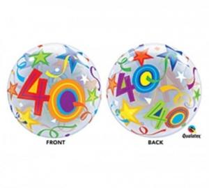 Globo bubble nº40