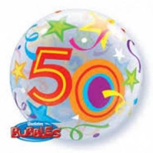 Globo bubble nº50
