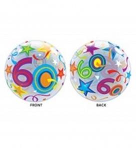 Globo bubble nº60