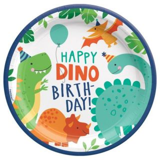 Platos happy birthday Dino