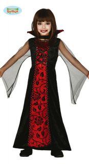 Disfraz de condesa vampiresa