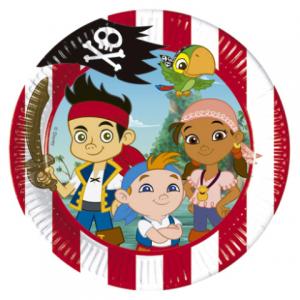 Platos Jake el pirata