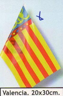 Bandera palo C. Valenciana