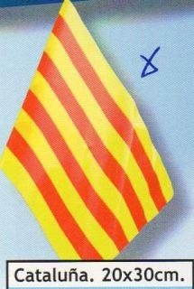 Bandera palo Cataluña