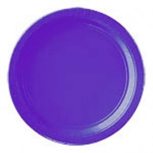 Platos violeta 17,7cm