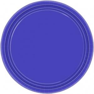 Platos violeta 22,8cm