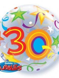 Globo bubble nº 30