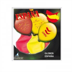 imagen Paquete de 10 globos España