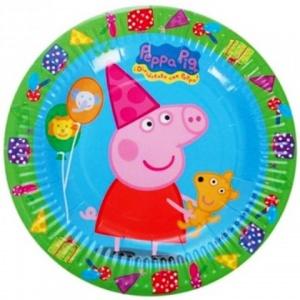 imagen Platos Peppa Pig 18cm