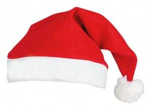 Gorro Papa Noel económico
