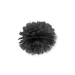 Pompon negro