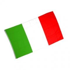 Bandera palo Italia