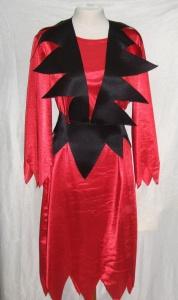 imagen Disfraz Diablesa rojo