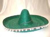 sombrero  mejicano 55cm