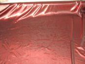 Metalfoil en rojo