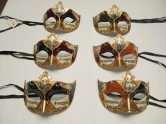Mascara veneciana Colombina Deca