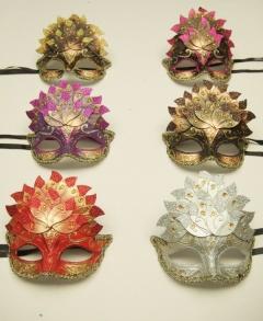 Mascaras venecianas Colombina Ril