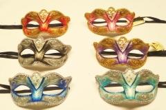 Mascara veneciana  Colombina Rilievo
