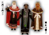 Alquiler Disfraz Rey Melchor