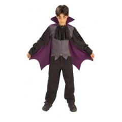 imagen Disfraz de vampiro nocturno halloween