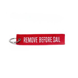 REMOVE BEFORE SAIL