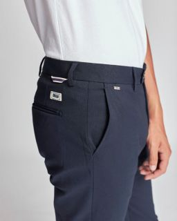 Pantalón Do Rego & Novoa chino slim stretch azul
