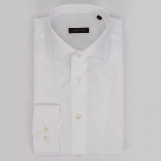 Camisa Florentino vestir micrograbado 990839
